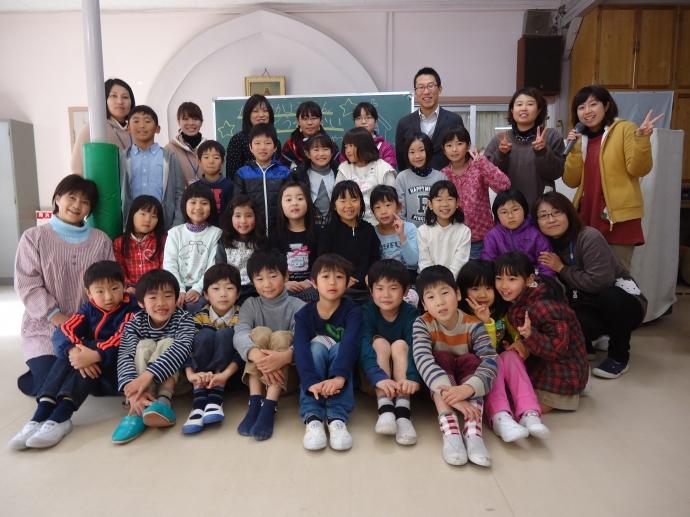 竹中幼稚園同窓会がありました。
