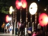 倉敷 阿吽祭 竹あかりの火を灯しにいきました。